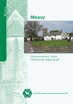 image of Meavy conservation area appraisal front cover
