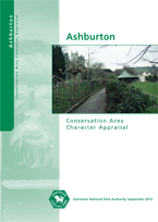 Front cover of ashburton appraisal