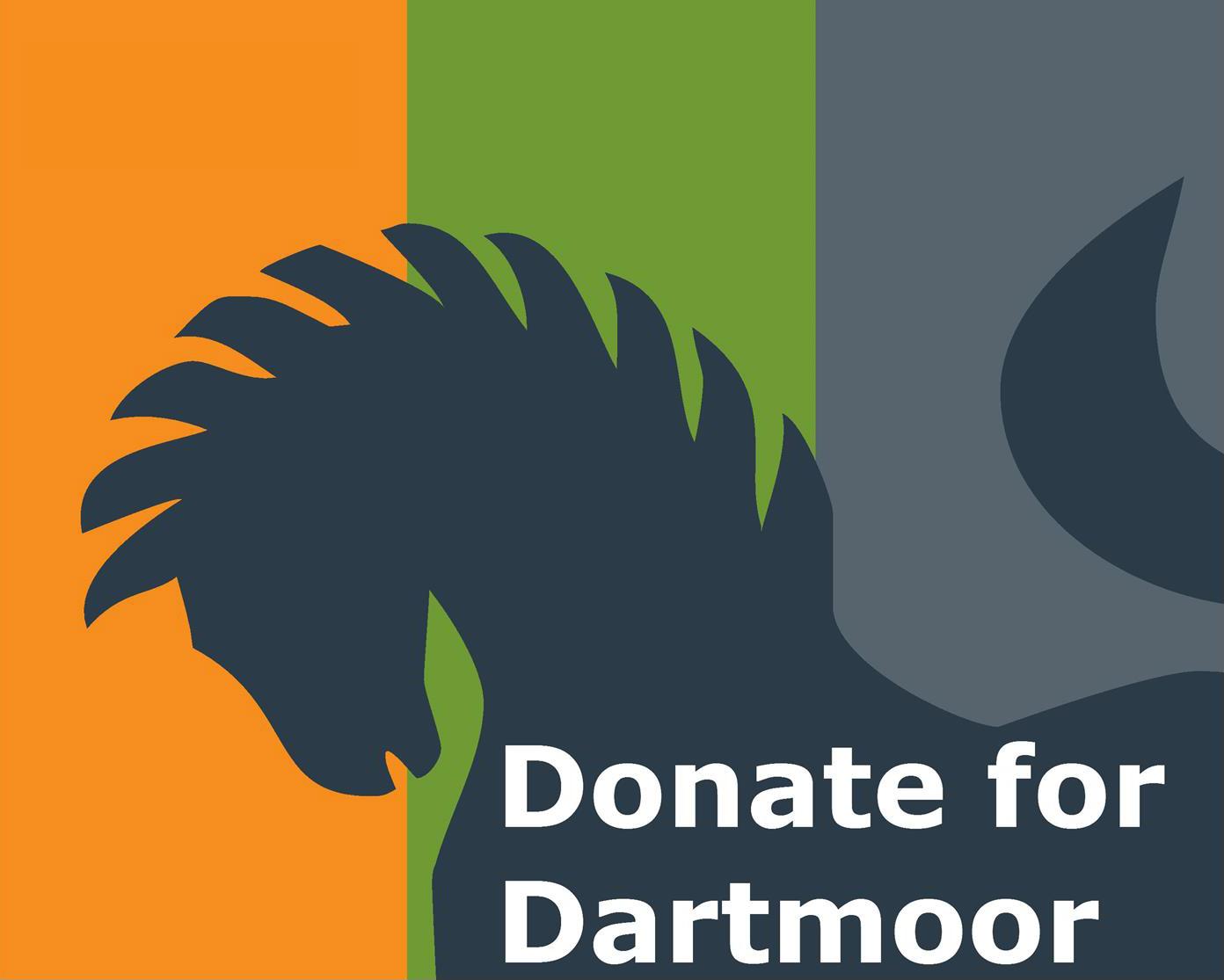 Donate for Dartmoor logo