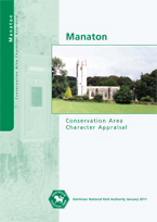 Manaton front cover