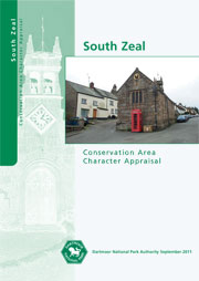 South Zeal CAA cover