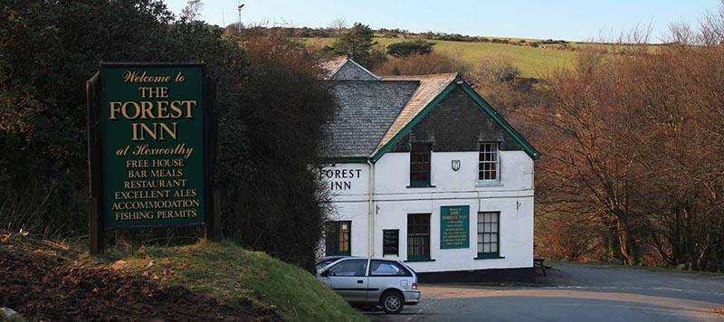 The Forest Inn a Hexworthy