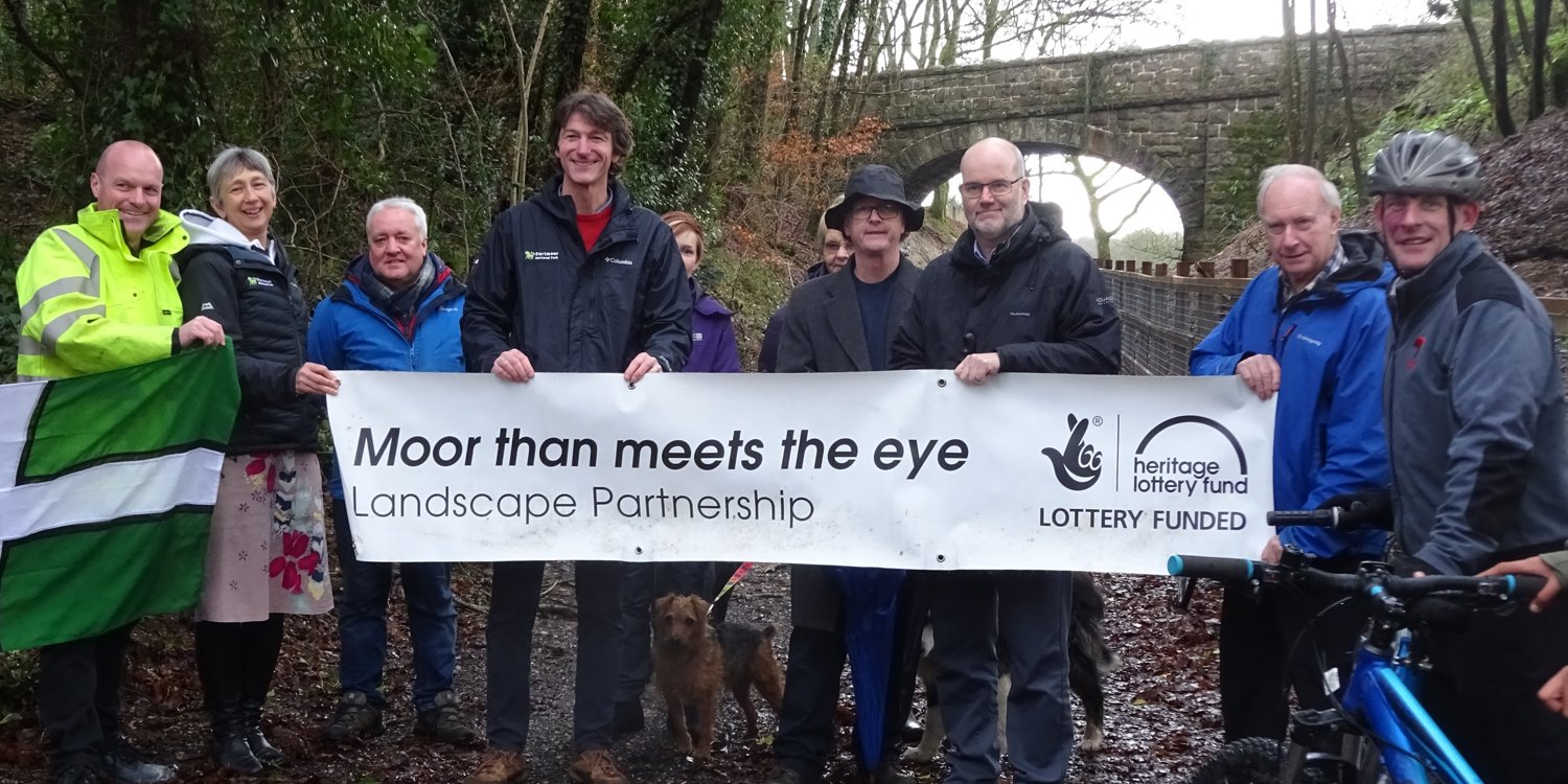 The Wray Valley Trail was officially opened on Friday 20th December 2019
