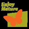 Enjoy Logo for Time for Nature Challenge